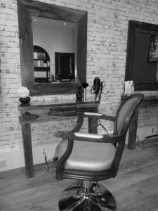 enzas hair taunton - chair hairdressing in somerset