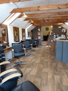 enzas hair taunton - the salon upstairs hairdressing somerset