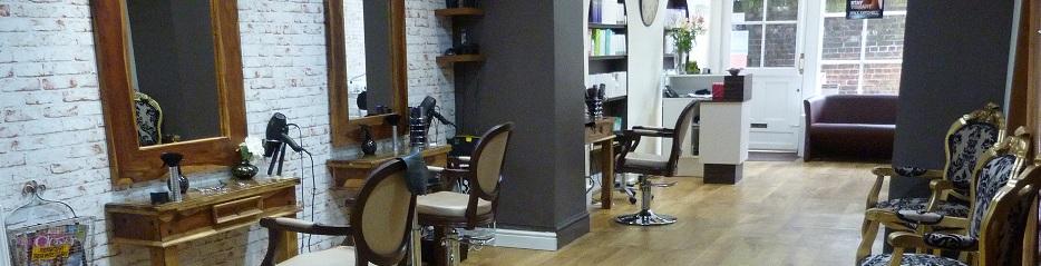 enzas hair taunton - the salon downstairs hairdressing somerset